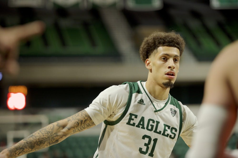 How will Eastern Michigan men's basketball look next year?