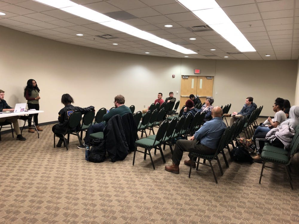 Eastern Michigan Students and Faculty Discuss Parking Problems