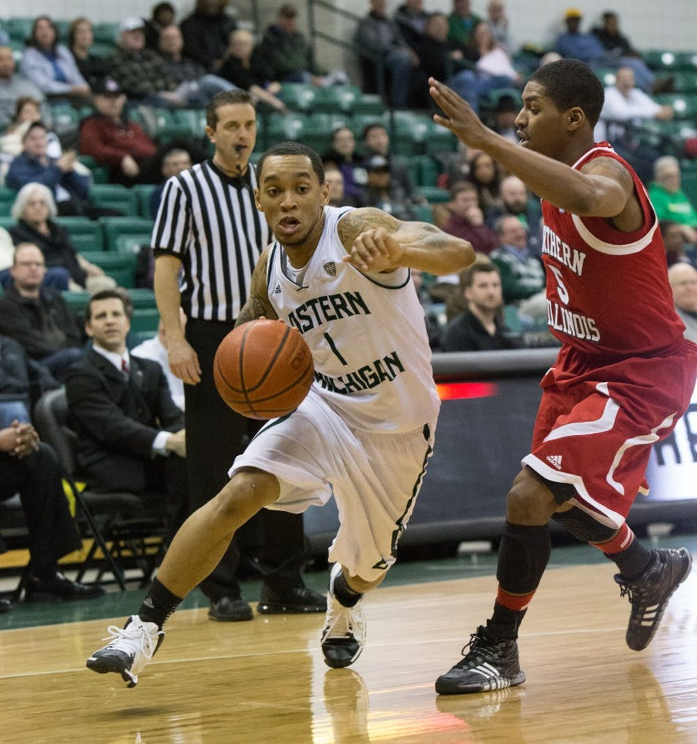 Talley delivers in EMU's comeback win