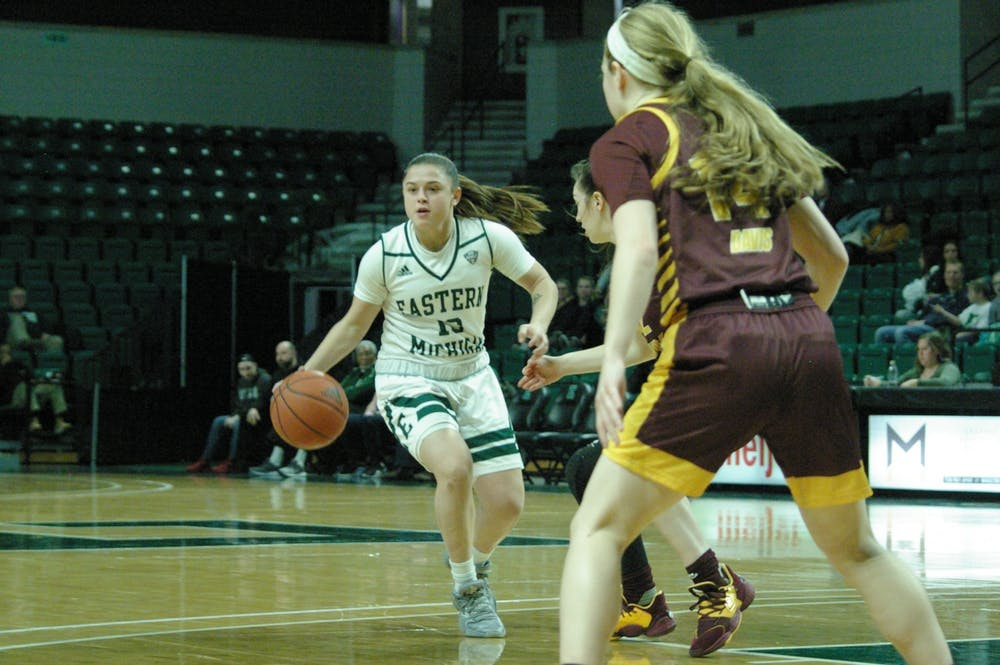 Eagles win behind Annecchiarico's career-high 31 points