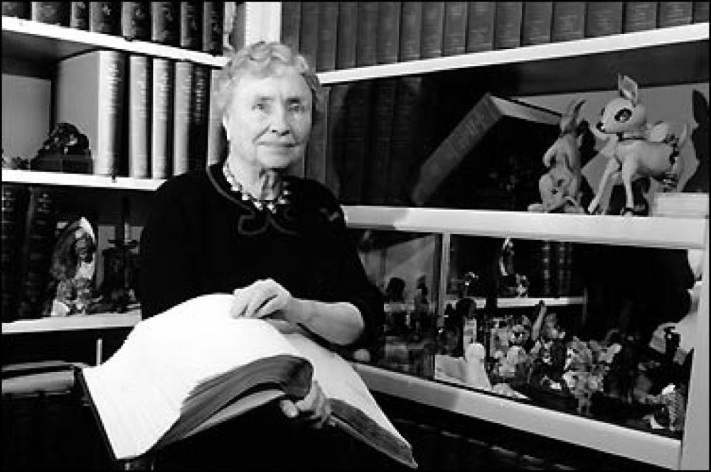 Helen Keller fought for more than just disabled