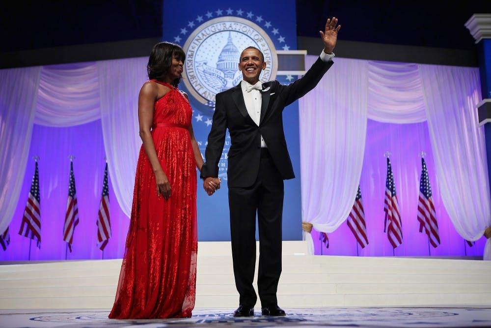 Obama stresses working together