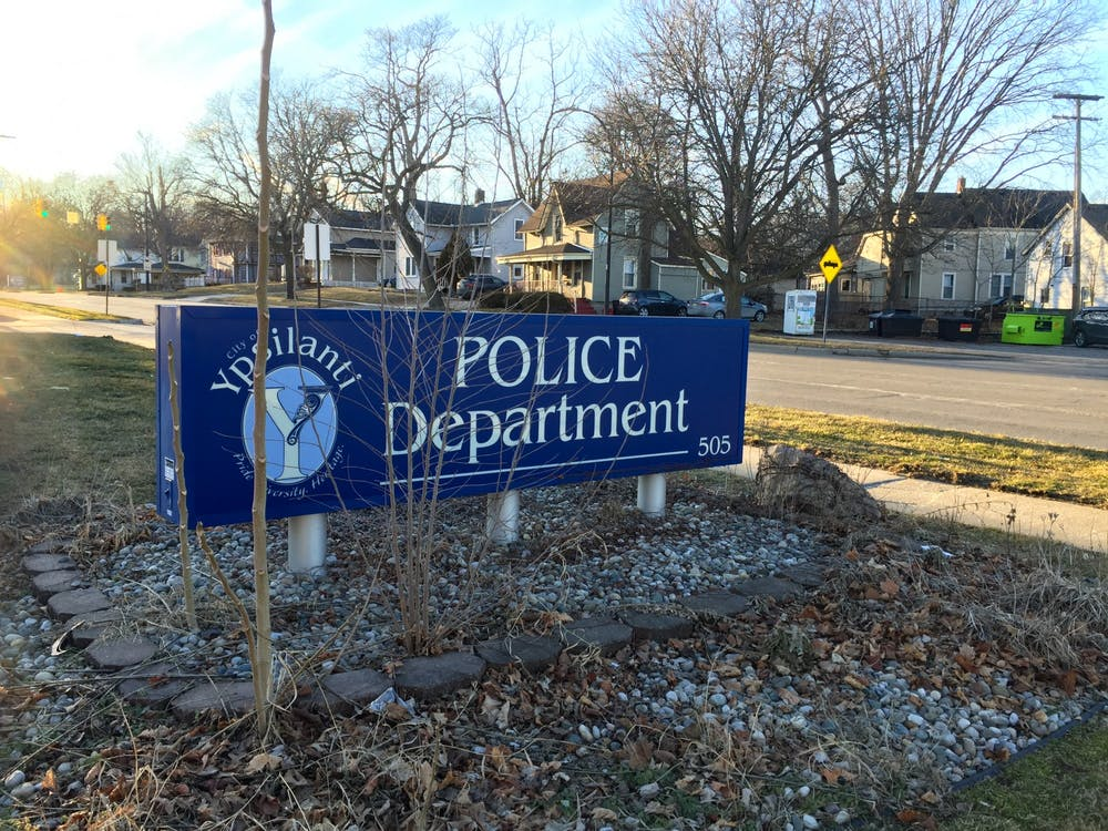 Ypsilanti and EMU Police Department photos