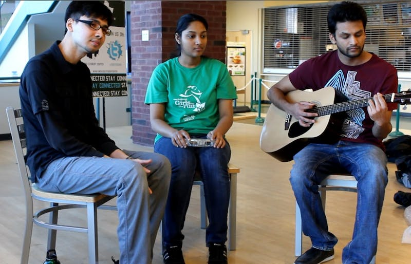 EMU's International Student Association presents Colors in Harmony Saturday from 6-8 p.m.