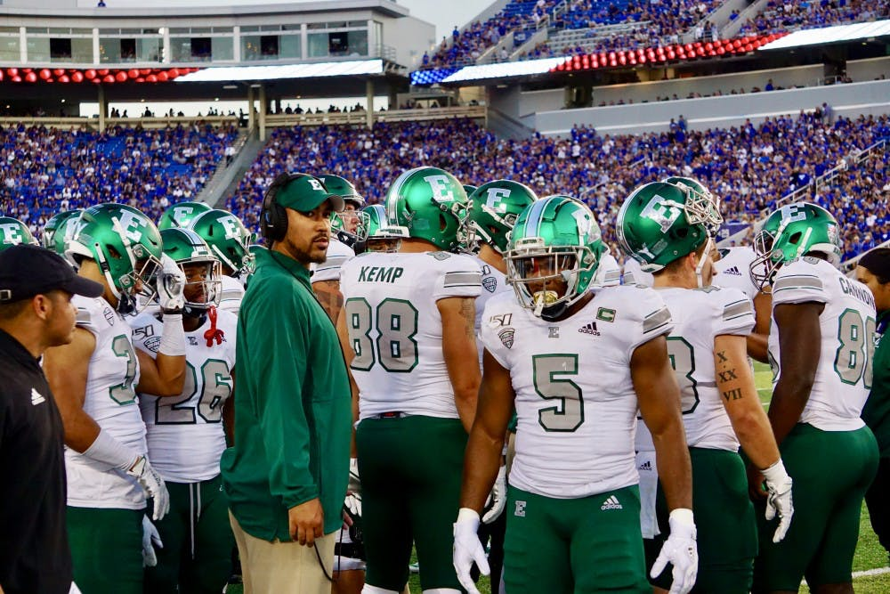Hassan Beydoun: The walk-on making plays for Eastern Michigan