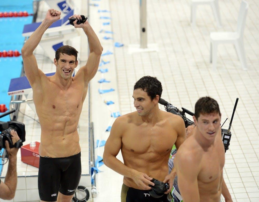 2012 London Olympics update