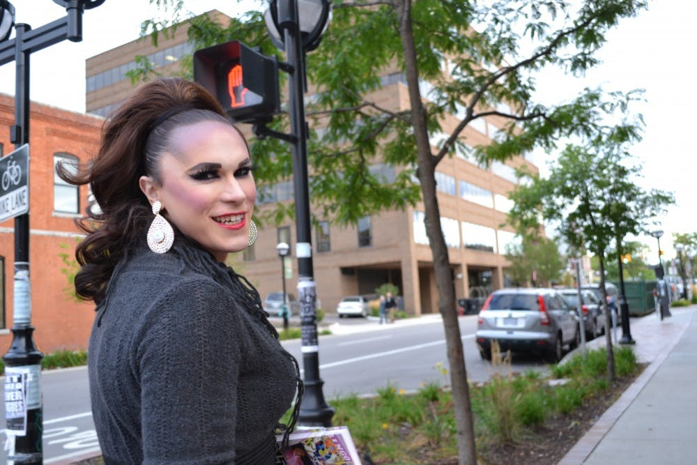 EMU student to perform, show off drag swag