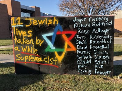 Jewish Lives Taken by a White Supremacist