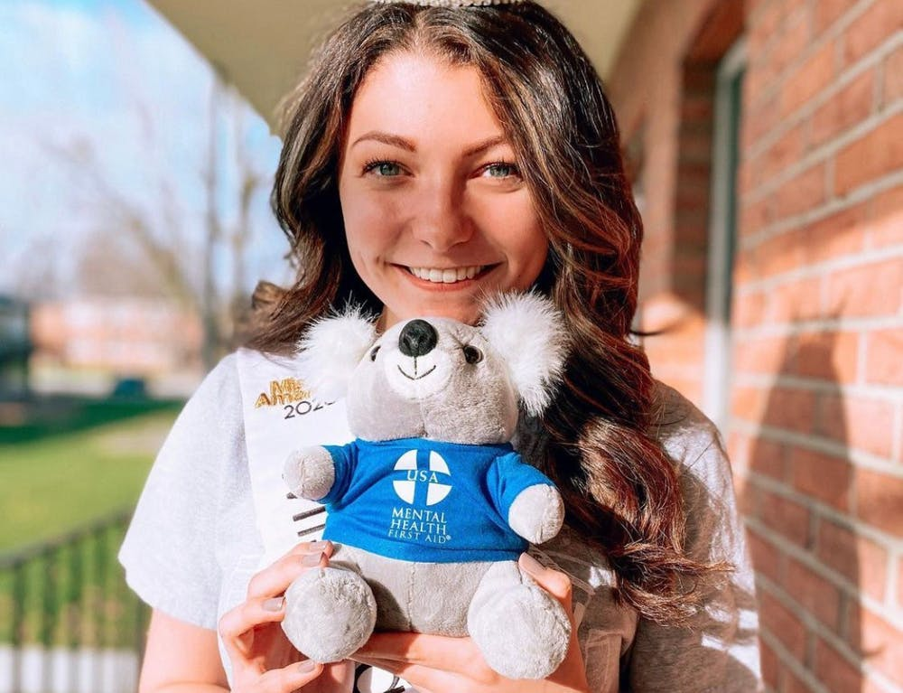 """""""Your mental health does not define you:"""" EMU student creates nonprofit organization to help others"""