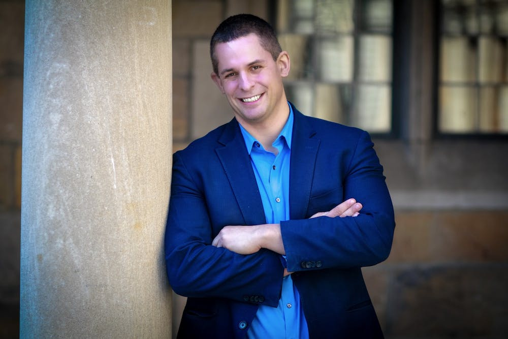 Ypsi Votes: Eli Savit's campaign for prosecutor focuses on large structural reforms