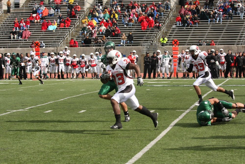 Notebook: Ball State is latest to feast on Eastern Michigan defense