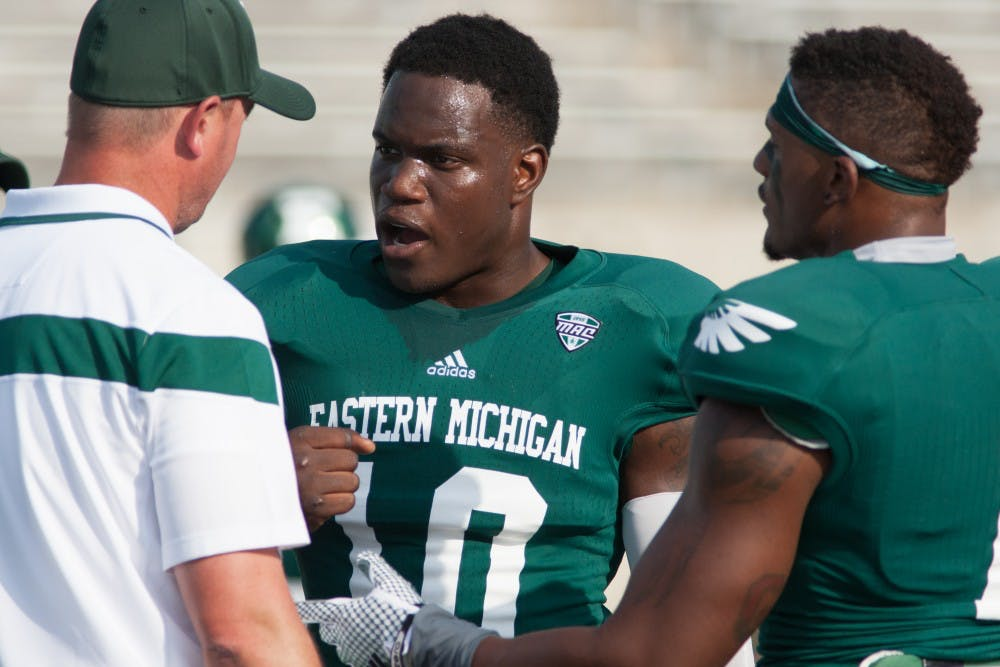 From walk-on to stand out, linebacker makes an impact for EMU