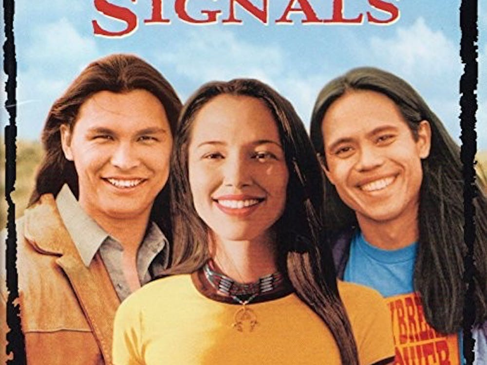 """Eastern Michigan University's Center for Multicultural Affairs presented """"Smoke Signals,"""" a film based on the Sherman Alexei novel """"The Lone Ranger and Tonto Fistfight in Heaven,"""" Thurs., Nov. 2, at Halle Library."""