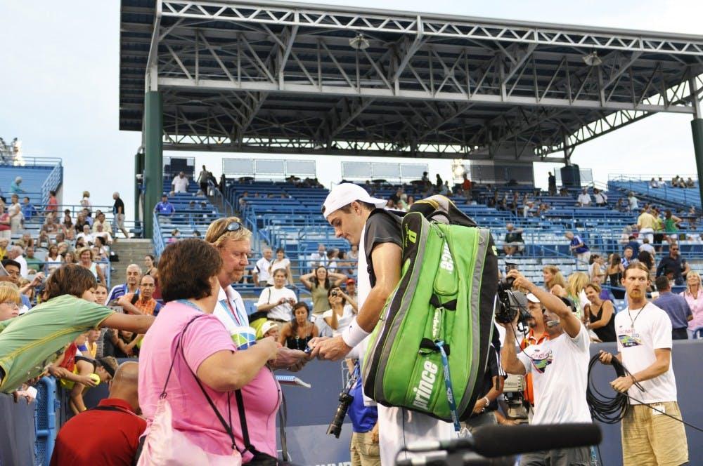 Tuesday Cincinnati tennis recap