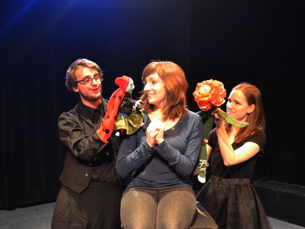 Lily Plants a Garden to be performed at Sponberg Theater