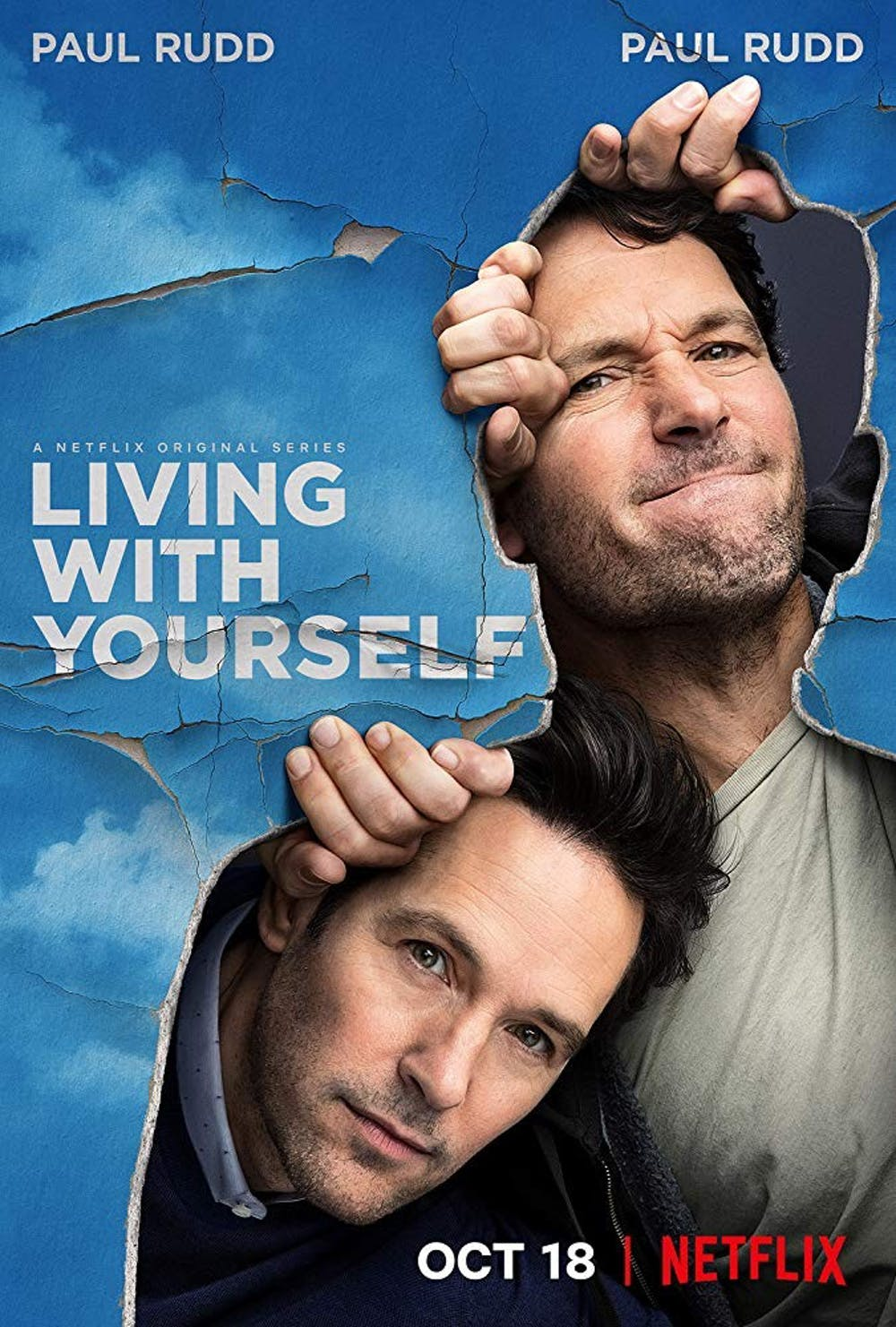 'Living With Yourself' is a hilarious new TV series starring Paul Rudd