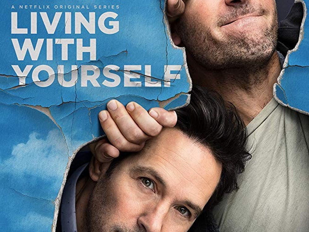 'Living With Yourself' official poster