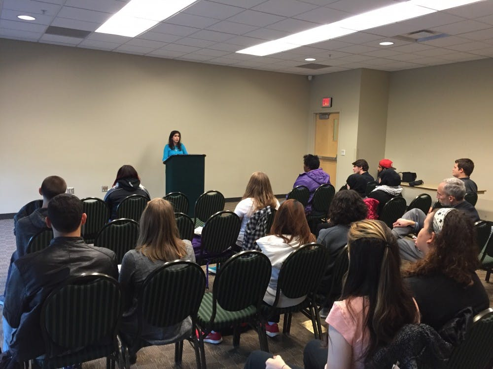 SOS hosts lecture on Syrian refugees in Southeast Michigan