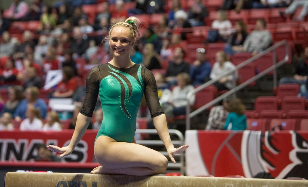 Ebeyer returns home to face sister's team in Ball State