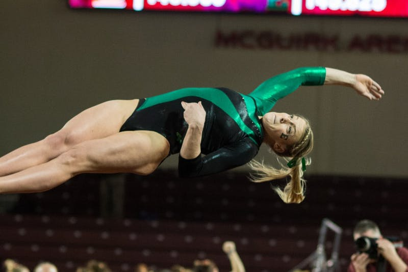 EMU competes versus Central Michigan on Jan. 17 at McGuirk Arena.