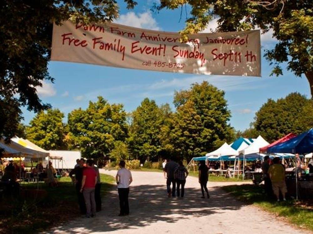 A look at Dawn Farms Jamboree celebration. Photo courtesy of Dawn Farms.