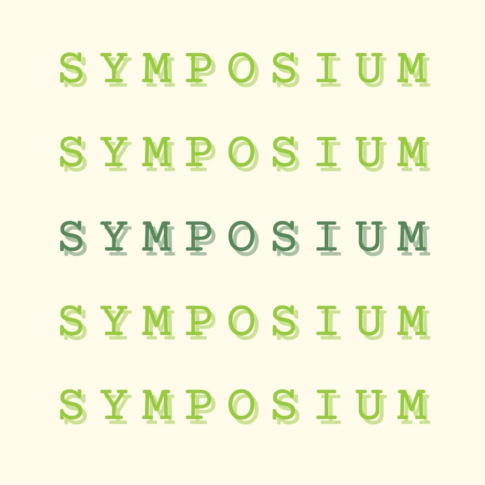 The Echo's Newest Podcast: Symposium