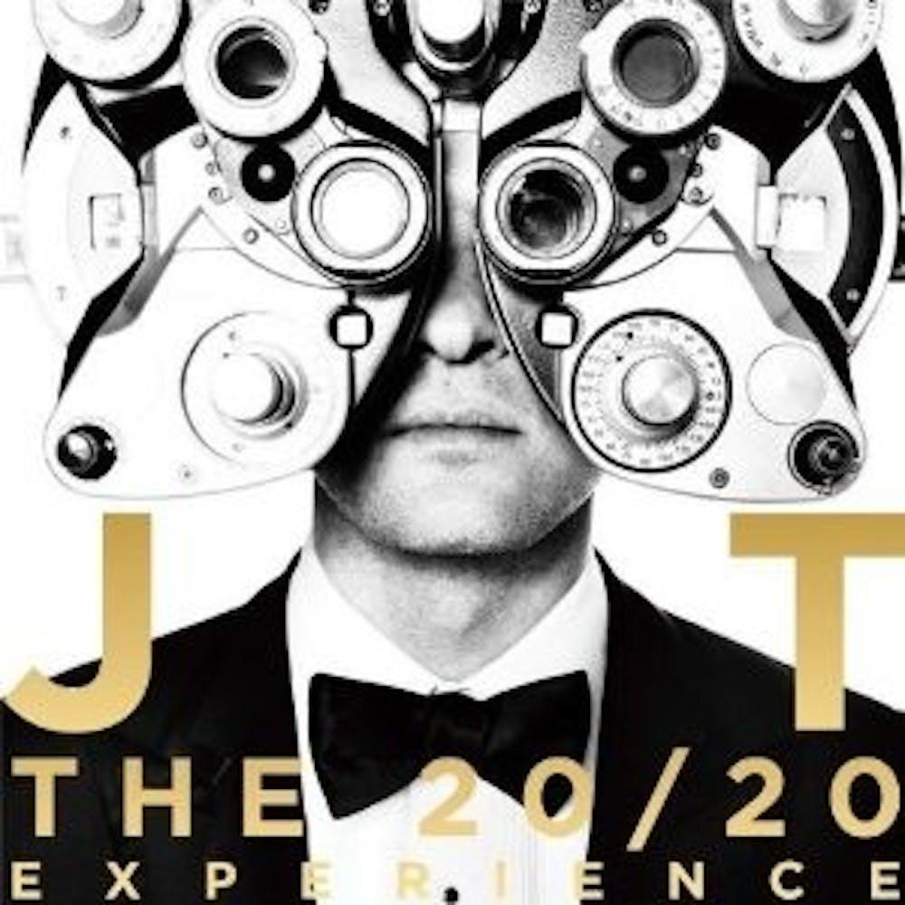 Matt on Music: Justin Timberlake's 'The 20/20 Experience'