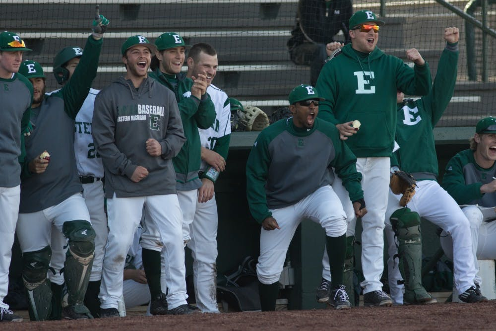 A game at Comerica Park highlights 2016 EMU baseball schedule