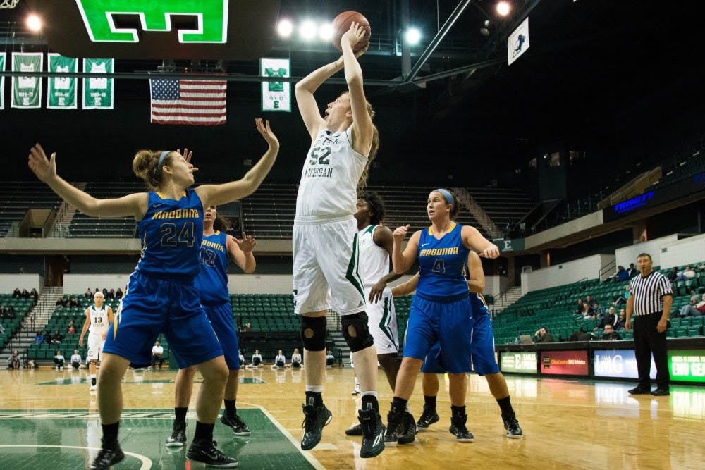 Women's basketball beats Madonna to go 6-3 on the season