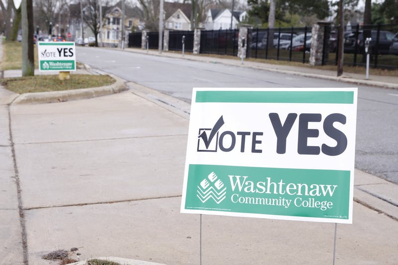 The EMU honor college is one of the 10 precincts divided by 3 wards in the city of Ypsilanti.