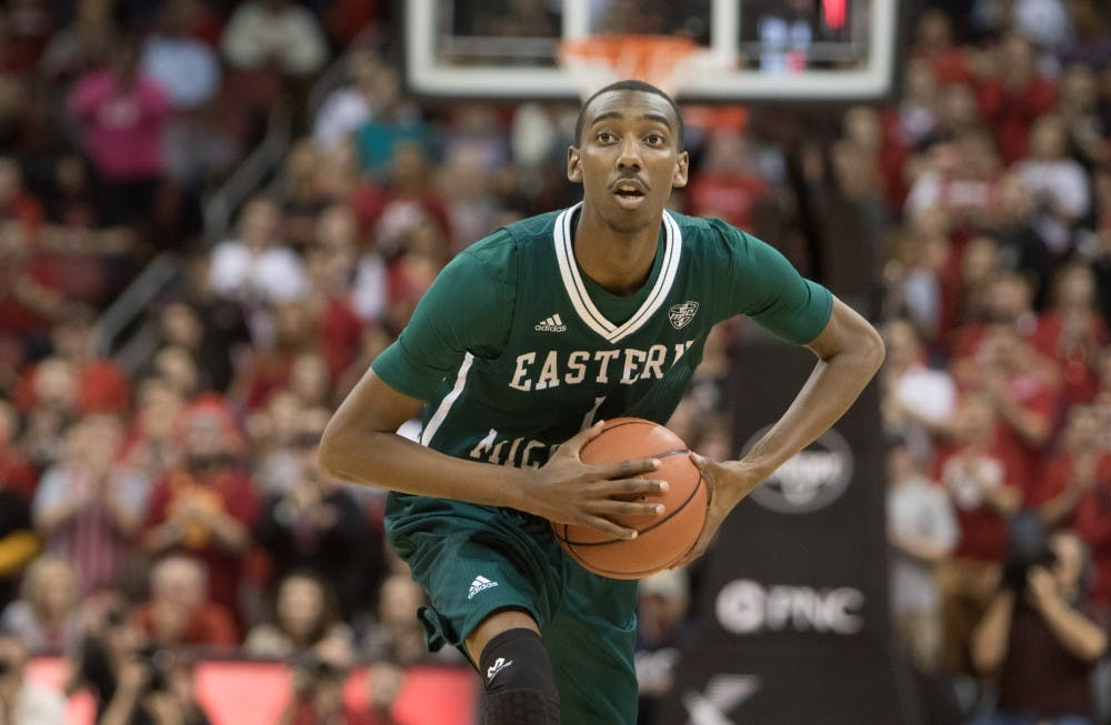 EMU knocks off Coppin State in Tim Bond's homecoming