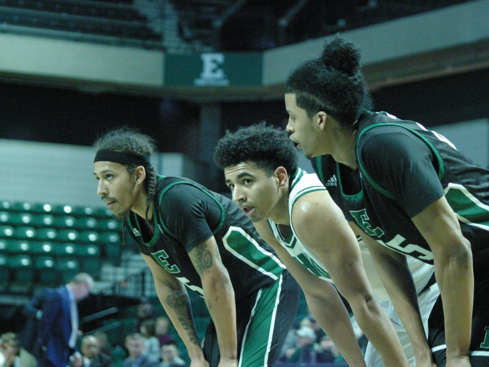 EMU falls to Ohio for fifth straight loss