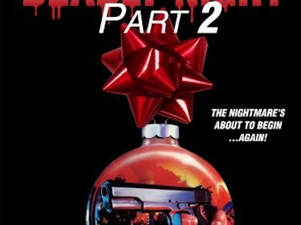 """Silent Night, Deadly Night Part 2"" gets zero out of four stars for recycling material and bad acting."