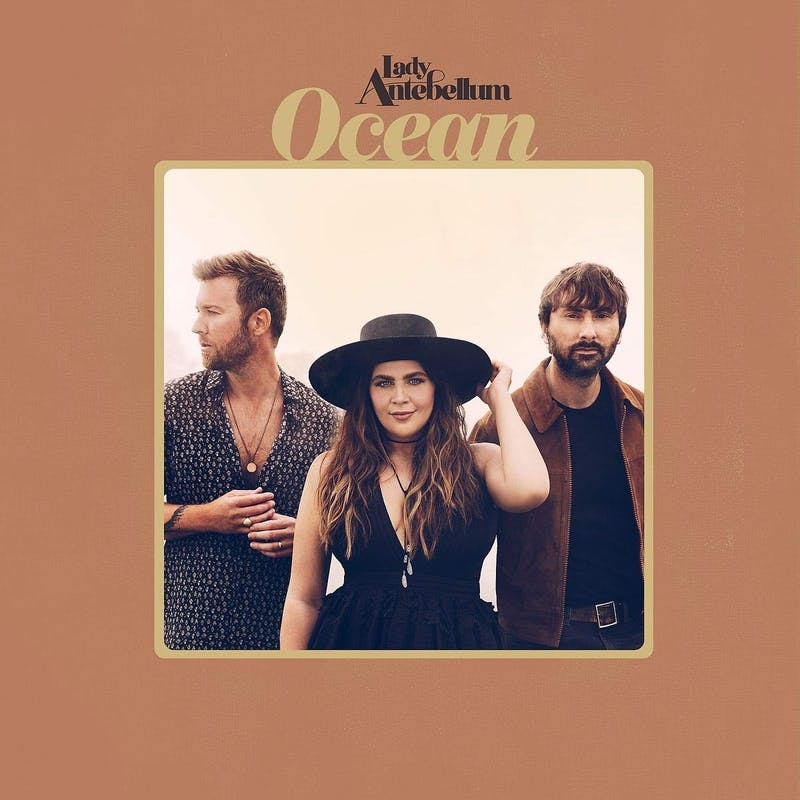 "Lady Antebellum released a new album, ""Ocean,"" Nov. 15."