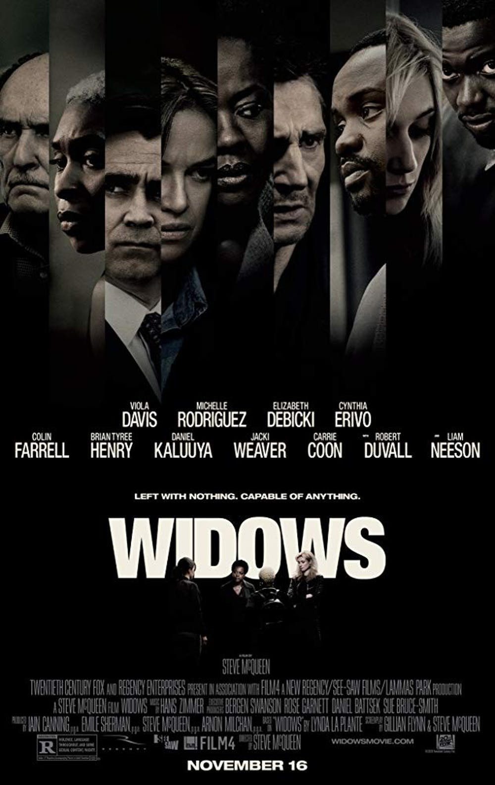 'Widows' remake stuns with a wonderful cast