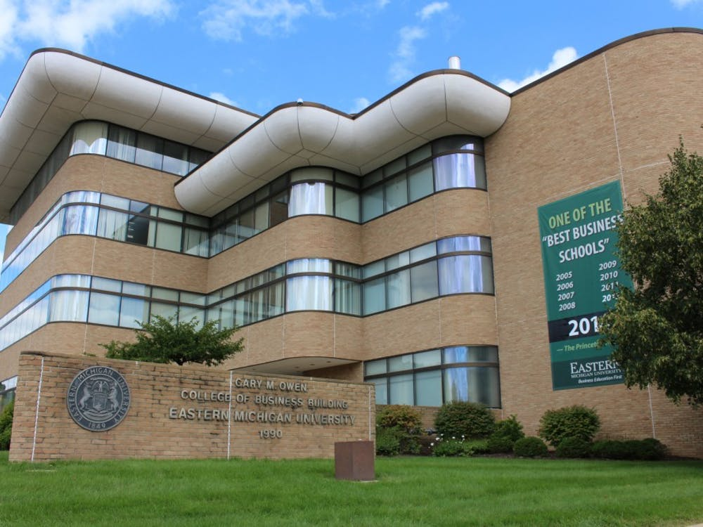 Due to the ongoing COVID-19 pandemic, this years events hosted by both the Center for Digital Engagement and the Center for Entrepreneurship at the Eastern Michigan University College of Business went virtual.