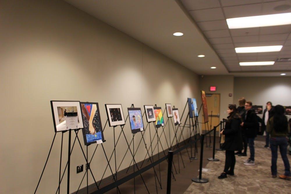 Art Show Kicks Off Dr. Martin Luther King Jr. Celebration at Eastern Michigan University