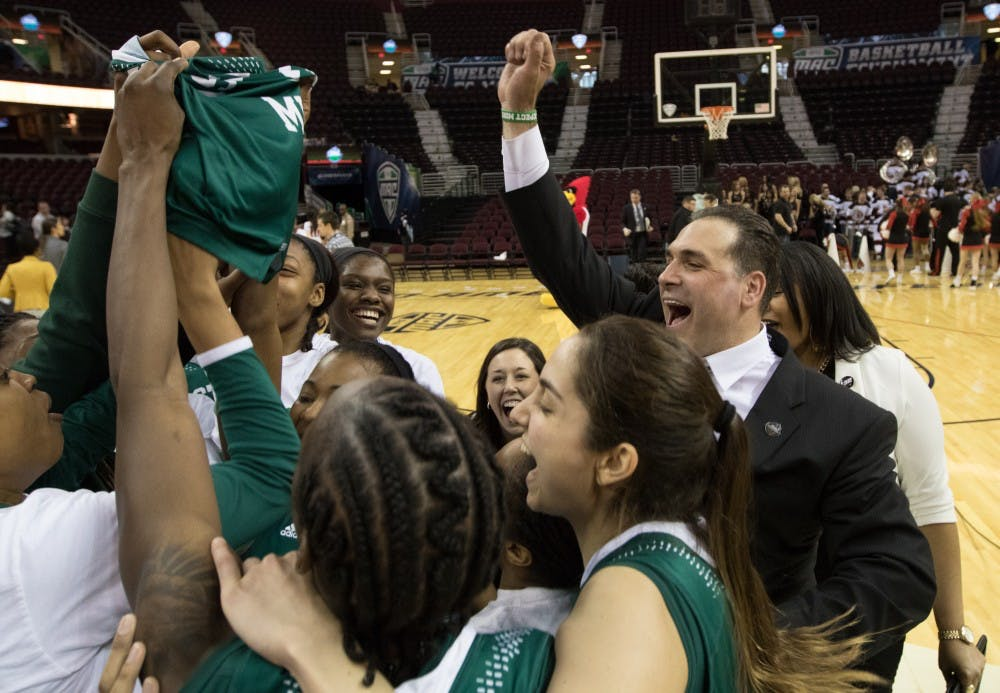 Women's basketball schedule: games against Michigan, Kentucky and Ohio