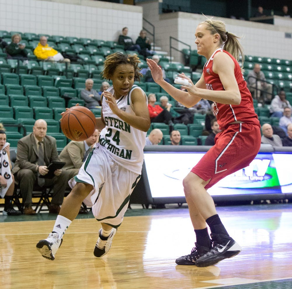 Eagles outpaced by the Cardinals in their MAC home opener