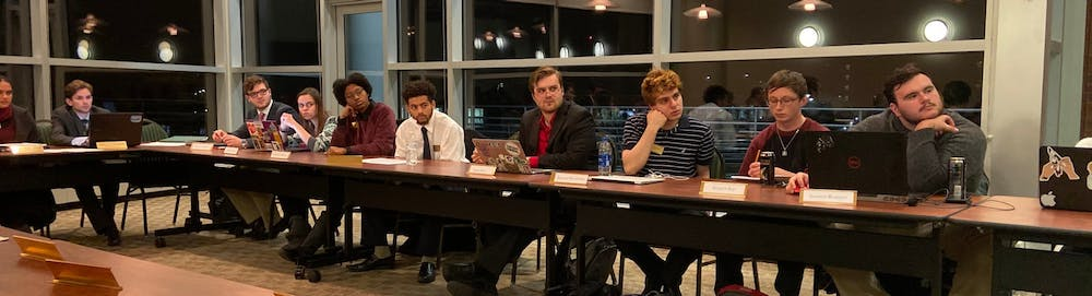 EMU student body Senators discuss housing insecurity, mental health crises, and other student concerns on campus
