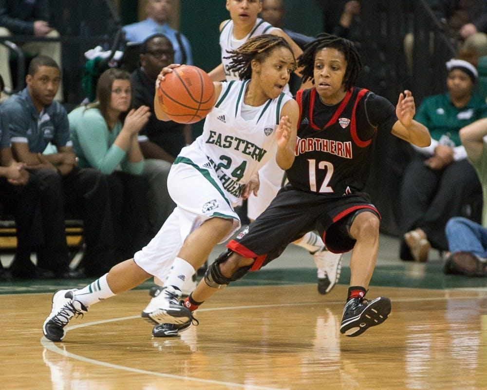 Season in review: EMU women's basketball