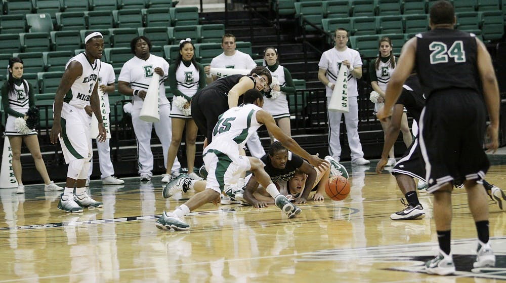 Improved offense to help 2010 Eastern Michigan men's basketball team