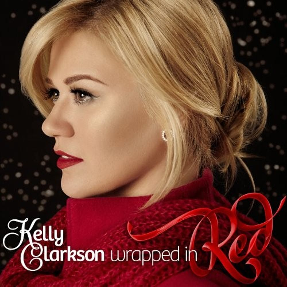 Kelly Clarkson releases Christmas album