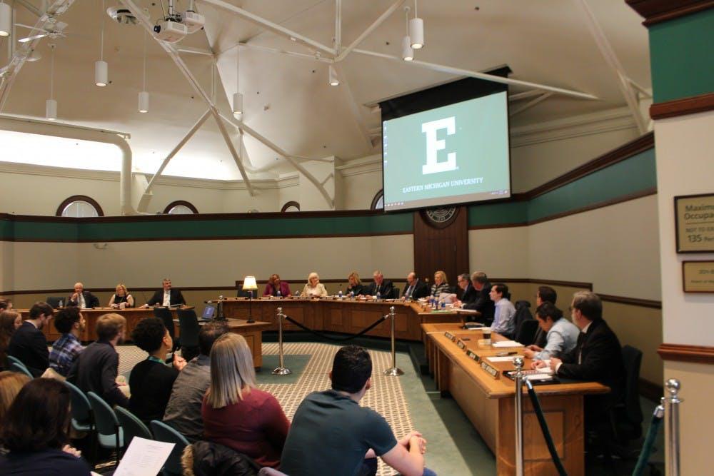 Board of Regents Educational Committee Meeting