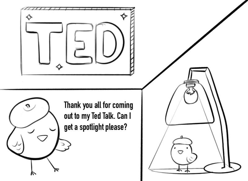 Lil Cheep is giving out the best TED talk.