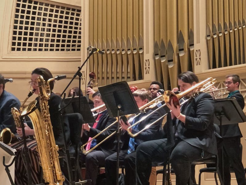 EMU Jazz Ensemble dedicates concert to female jazz composers