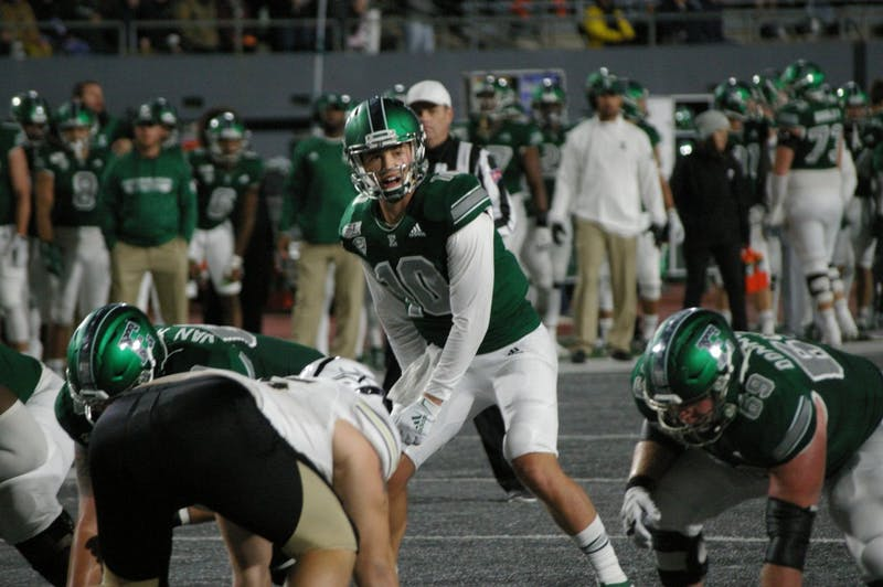 Eastern Michigan's 34-27 win over Western Michigan