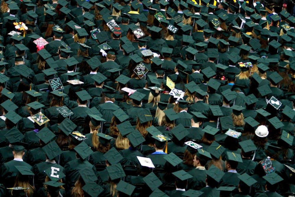 EMU celebrates graduates with commencement video