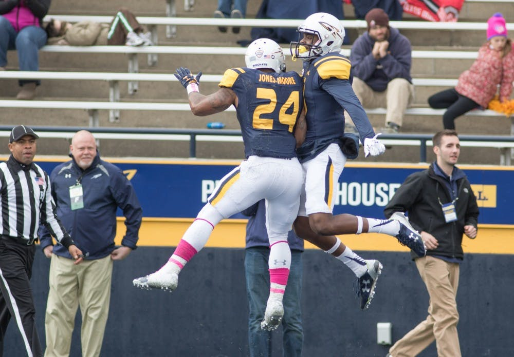 Around the MAC: Toledo leads the MAC West following win over Western Michigan