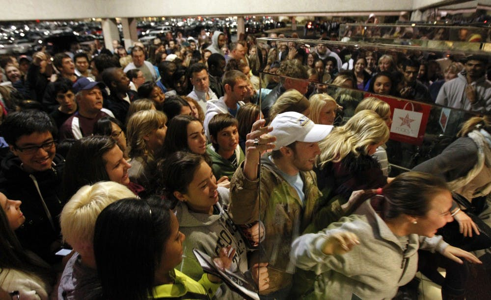 Black Friday is not a good day to die
